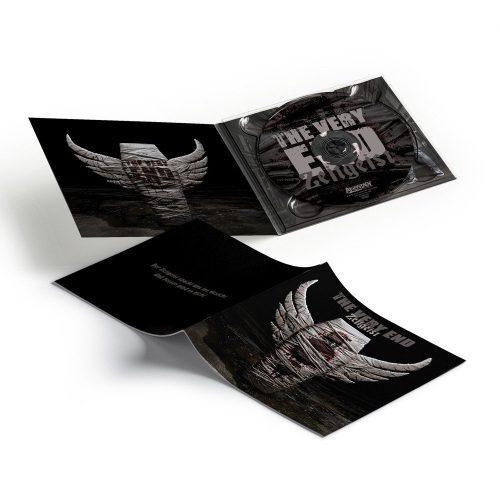 The Very End Zeitgeist CD Digipak Details